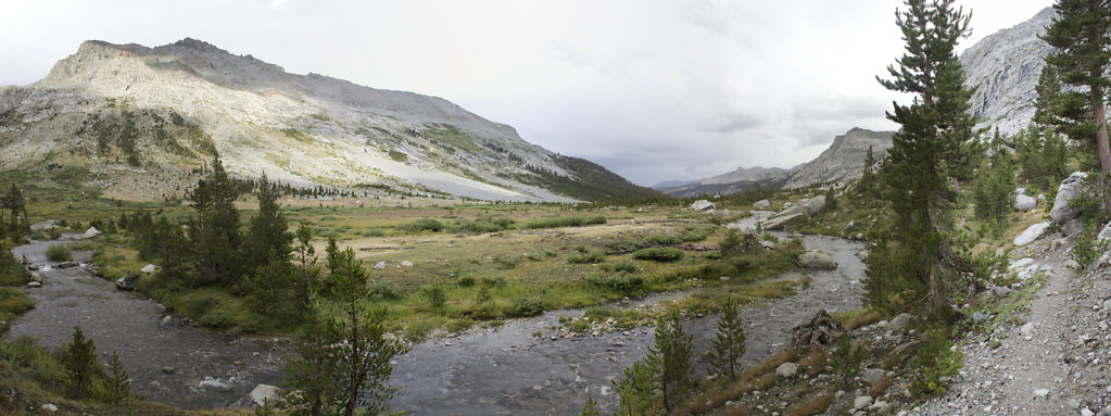 Big Arroyo Panorama