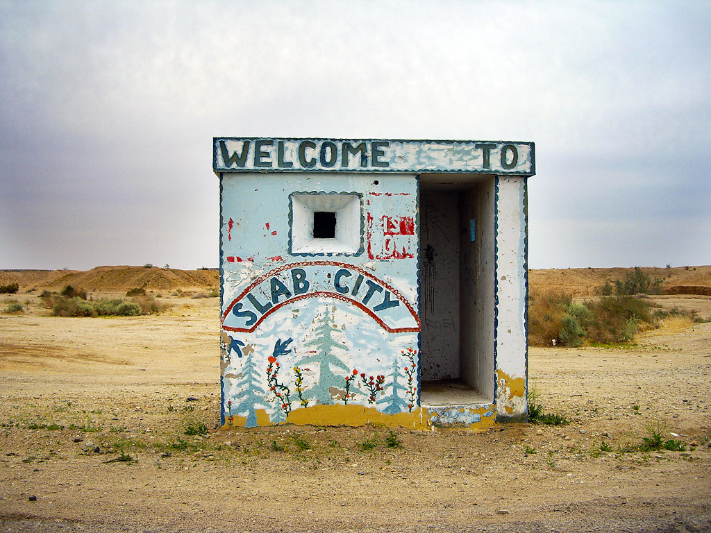 Welcome To Slab City